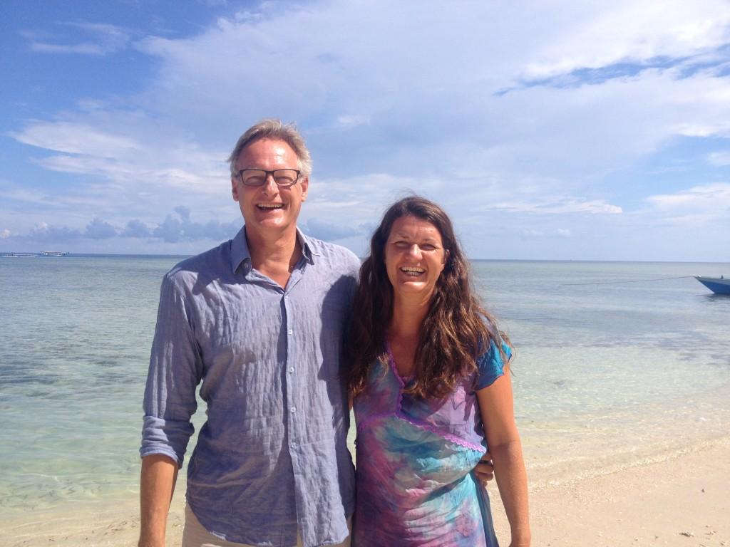 Gitte og Mikael Om os Thailand