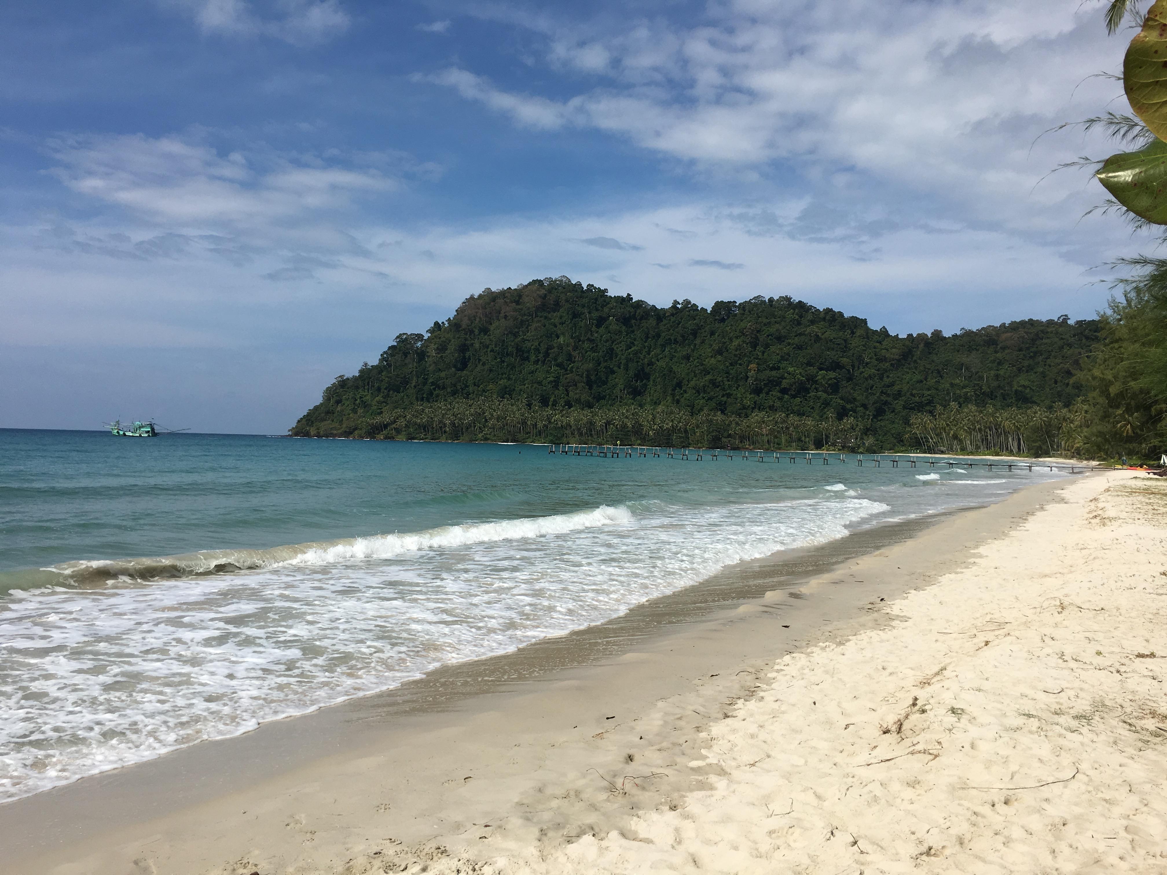 Retreat på koh kood strand