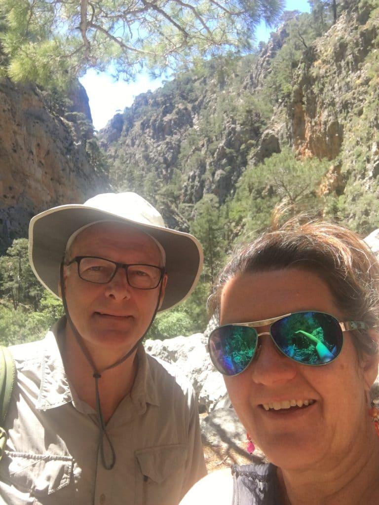 vandre- & meditationsrejse vandre- og yogatur Gitte og Mikael Om os