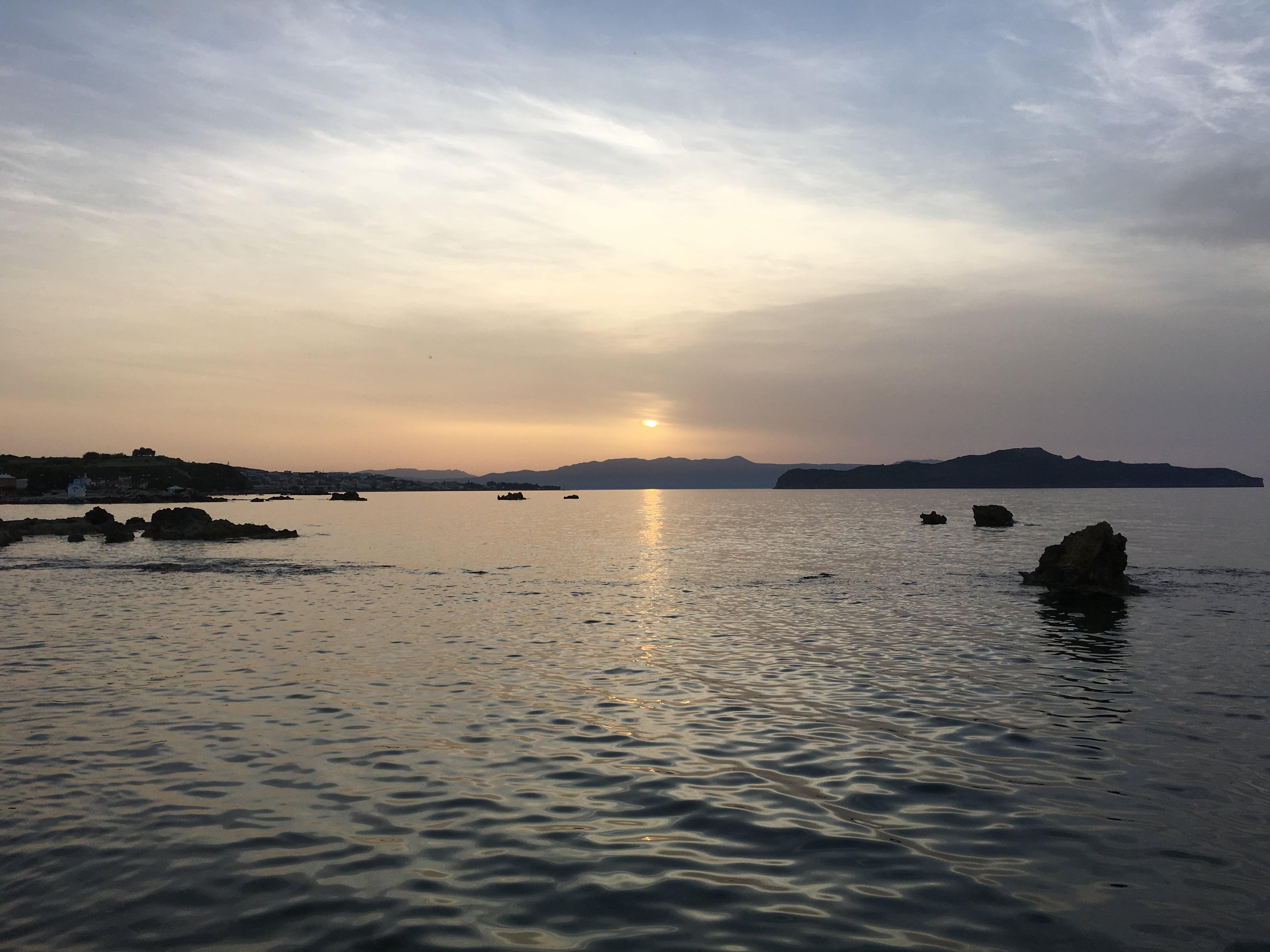 Paleochora strand vandre- og yogatur