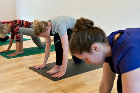 positiv forandring med yoga