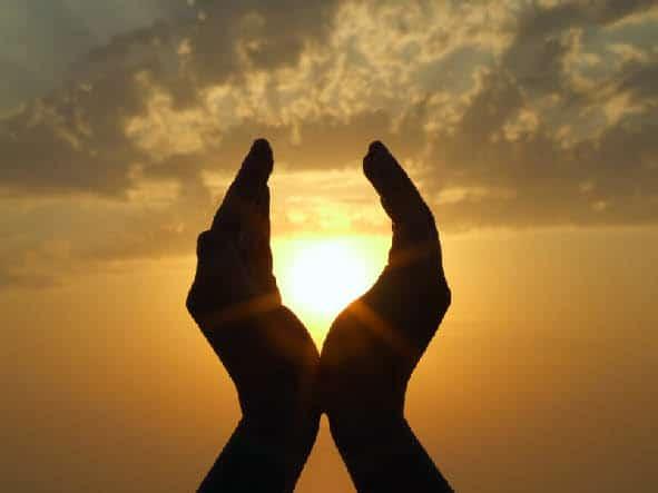 fjernhealing symbol healende forandring