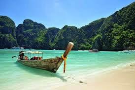 Sommerretreat i Phuket Thailand strand