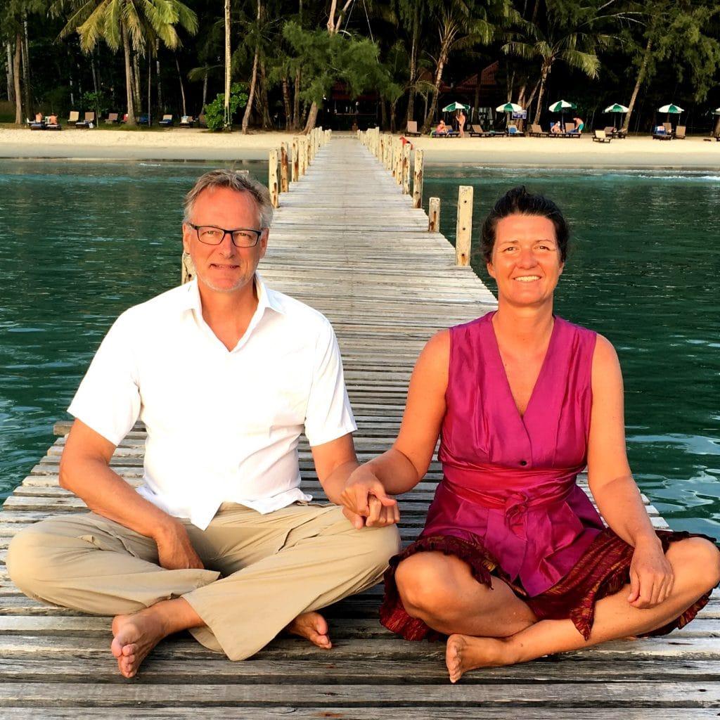 energybliss behandling af gitte og mikael